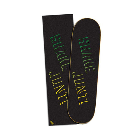 "Shake Junt Skateboard Grip Tape Kader Sylla Pro Black 9"" x 33""-50-50 Skate Shop"