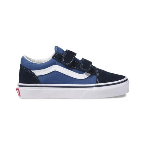 Vans Kids Old Skool V Navy True White - 50-50 Skate Shop
