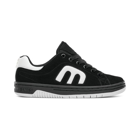 Etnies Womens Calli Cut Black White Gold-50-50 Skate Shop