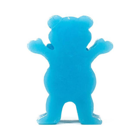 Grizzly Skate Wax Grease Bear Royal Blue-50-50 Skate Shop