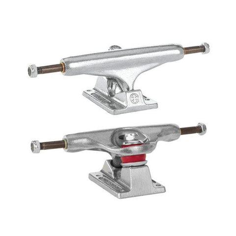 Independent Silver Low Trucks Silver 129mm