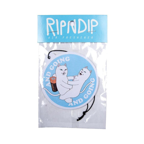Ripndip Charged Up Air Freshener-50-50 Skate Shop