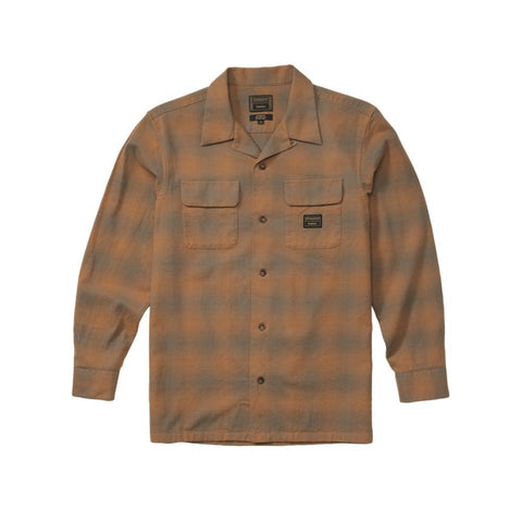 Emerica x Pendleton Long Sleeve Flannel Copper-50-50 Skate Shop