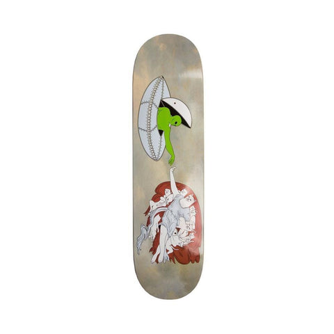 "Ripndip Deck Creation Board 8.0"" x 31.75"" Green Wash-50-50 Skate Shop"