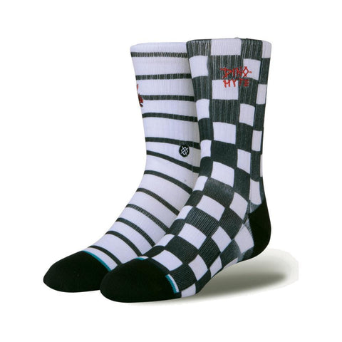 Stance Kids Dinomyte Socks Black-50-50 Skate Shop