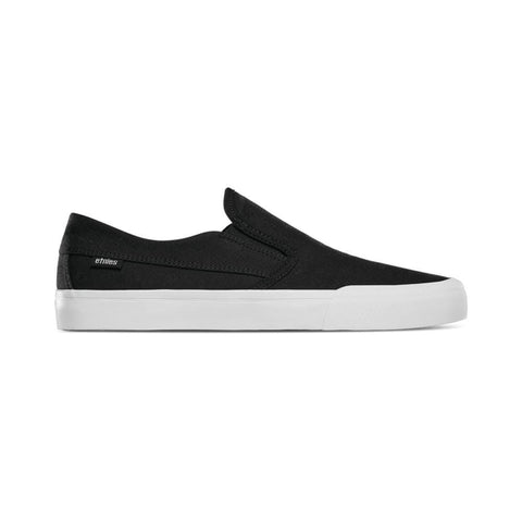 Etnies Langston Black White Gum-50-50 Skate Shop