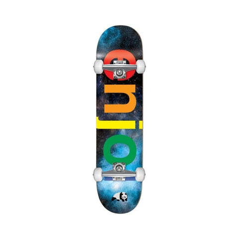 "Enjoi Complete Spectrum FP 8.0"" FULL Space-50-50 Skate Shop"
