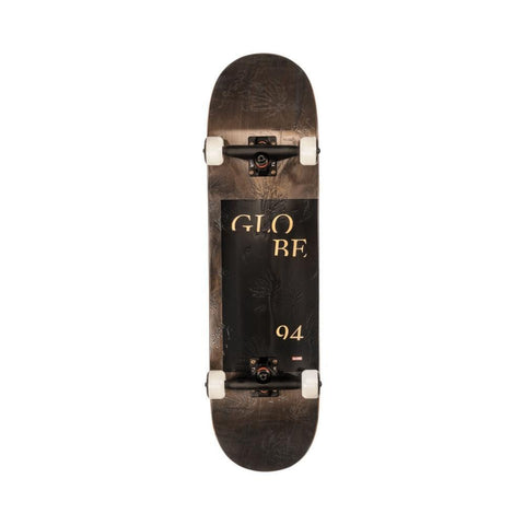 "Globe Complete G2 Typhoon Black 8.5"" - 50-50 Skate Shop"