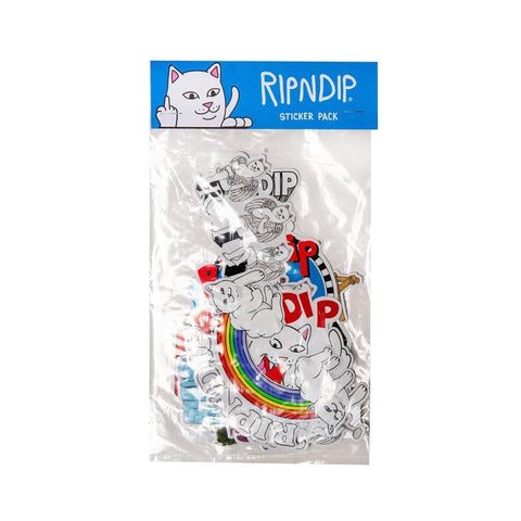 Ripndip Fall 19 Sticker Pack - 50-50 Skate Shop