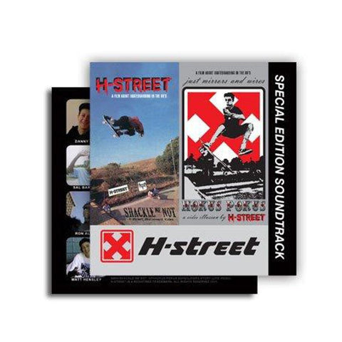 H-Street Special Edition Soundtrack-50-50 Skate Shop