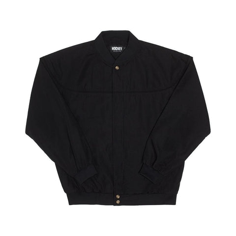 Hockey Undercover Bomber Jacket Black - 50-50 Skate Shop