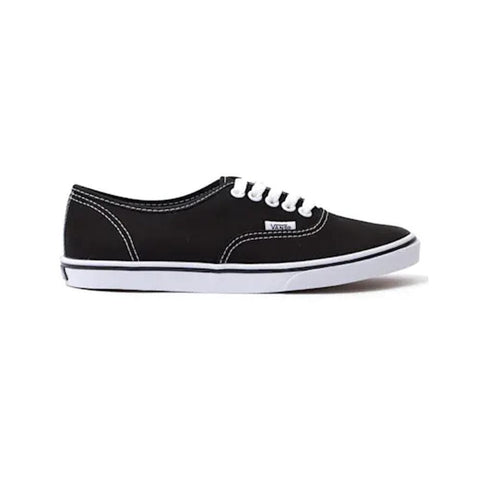 Vans Authentic Lo Pro Black True White-50-50 Skate Shop