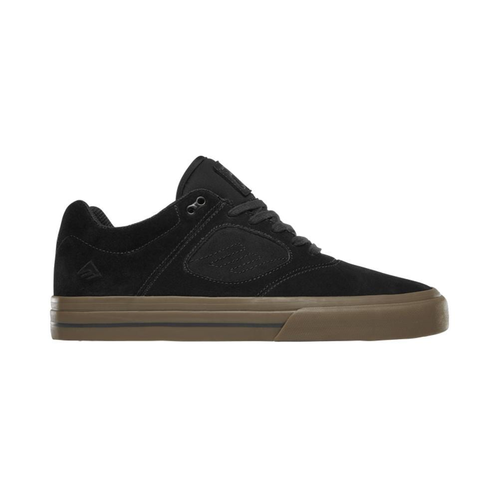 Emerica Reynolds 3 G6 Vulc Black Gum-50-50 Skate Shop