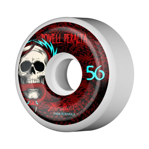 Powell Peralta McGill Snake 3 56mm SPF White - 50-50 Skate Shop