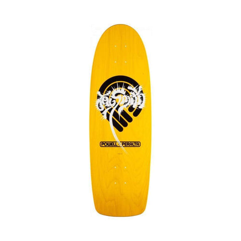 "Powell Peralta Deck 264 Jay Smith Re-Issue Yellow 10.0"" x 31""-50-50 Skate Shop"