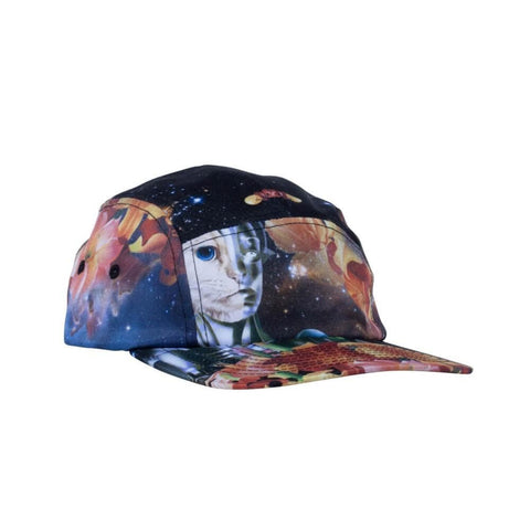 Ripndip Hat Galactica Black-50-50 Skate Shop
