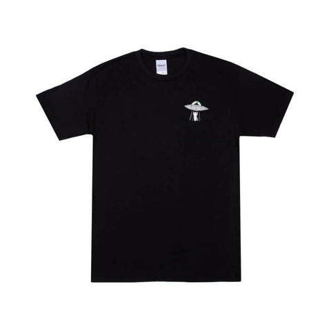 Ripndip Tee Probe Black - 50-50 Skate Shop