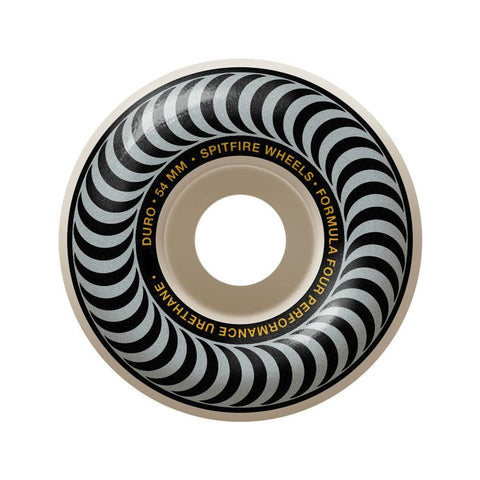Spitfire Wheels Classic 54mm 99D Silver - 50-50 Skate Shop