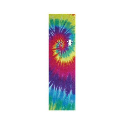 Grizzly Grip Bear Cutout Tie Dye-50-50 Skate Shop