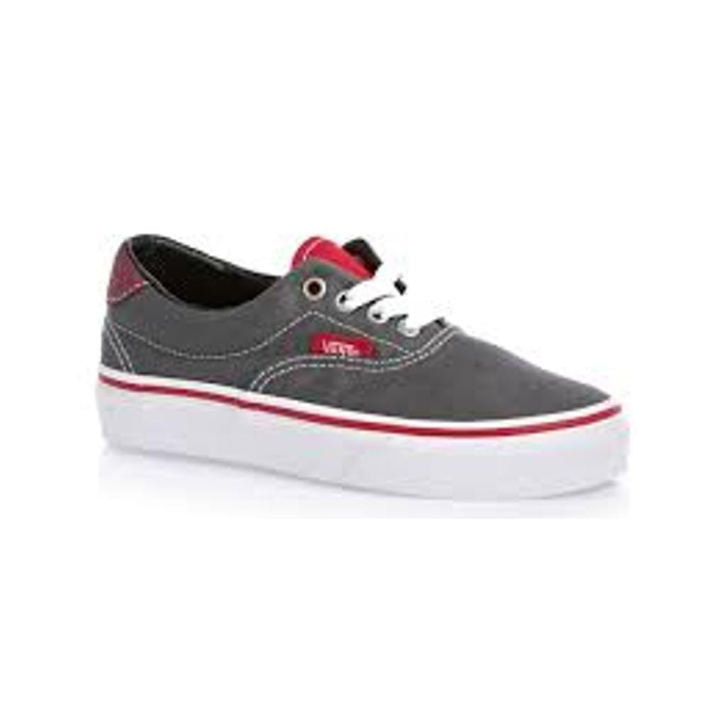 Vans Kids Era 59 (Checkerboard Pop) Pewter – 50-50 Skate Shop 40ee39490