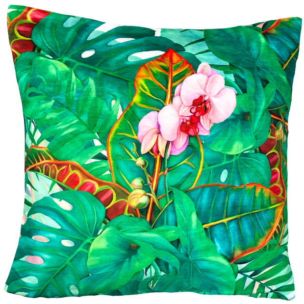 Fortune 45cm x 45cm Plush Cushion Cover