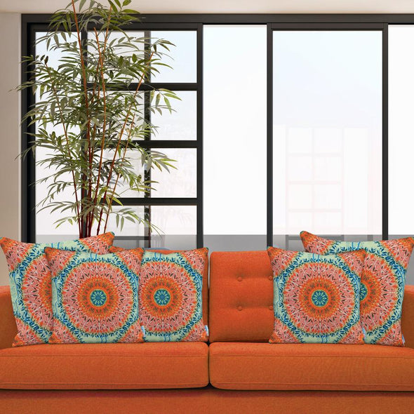 Bliss 45cm x 45cm with piping Indoor/Outdoor Cushion Cover