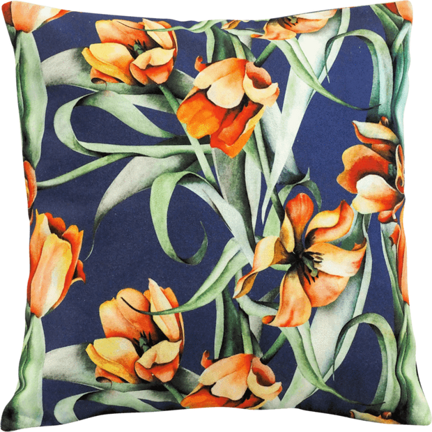 Focused Cotton Cushion Cover 50cm x 50cm