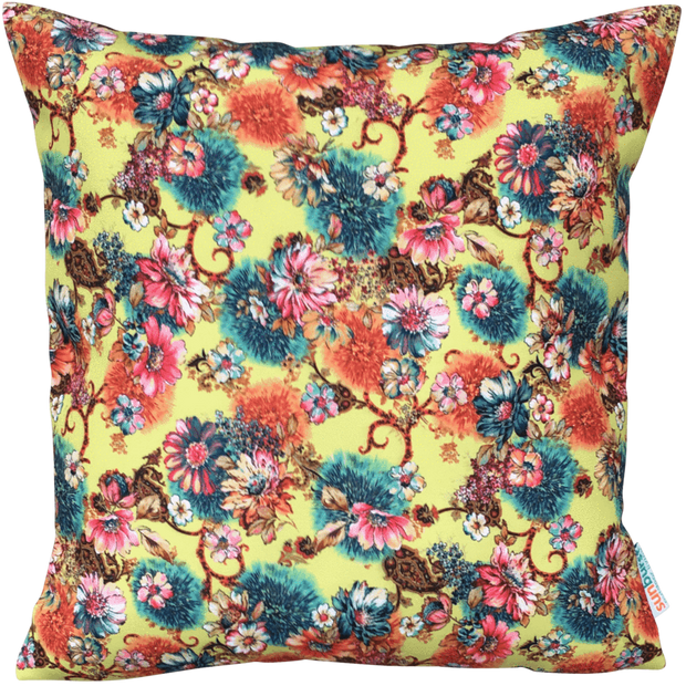 Gladly 45cm x 45cm Indoor/Outdoor Cushion Cover