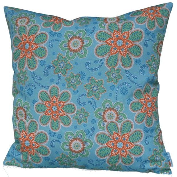 Heavenly 45cm x 45cm Indoor/Outdoor Cushion Cover