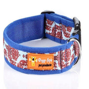 Doggy Style Dog Collars - Kira Design (matching lead available)