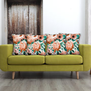 Inspire Range Linen Cushion Covers - A05