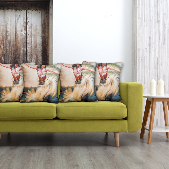 Inspire Range Linen Cushion Covers - A07
