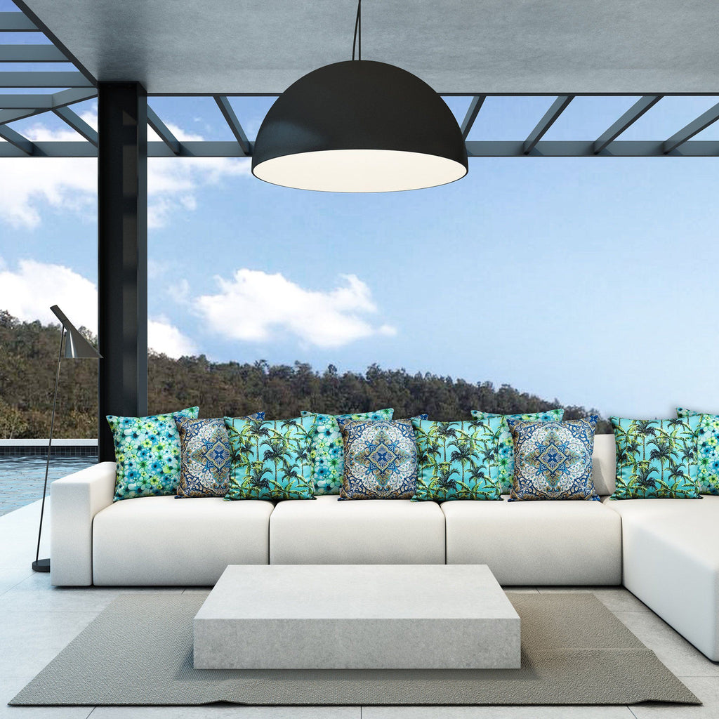 Mystical Indoor/Outdoor Cushion Cover