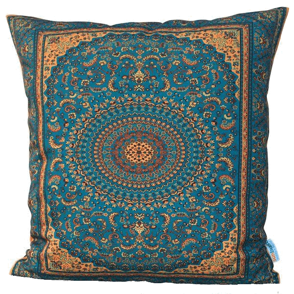 Opulent Option B 45cm x 45cm with piping Indoor/Outdoor Cushion Cover