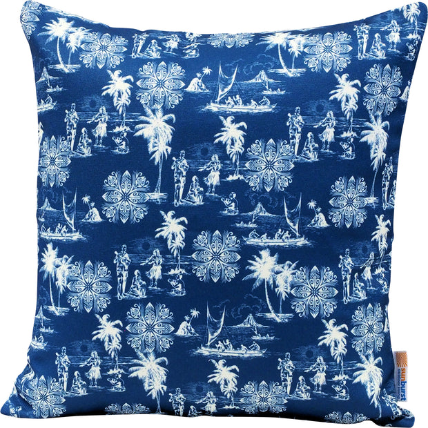 Laua 45cm x 45cm Indoor/Outdoor Cushion Cover