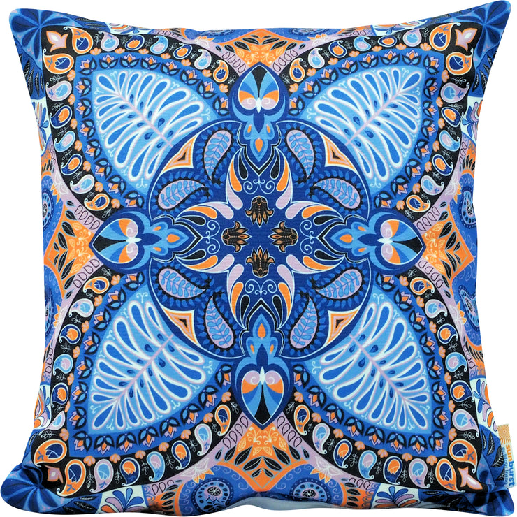 Time Indoor/Outdoor Cushion Cover