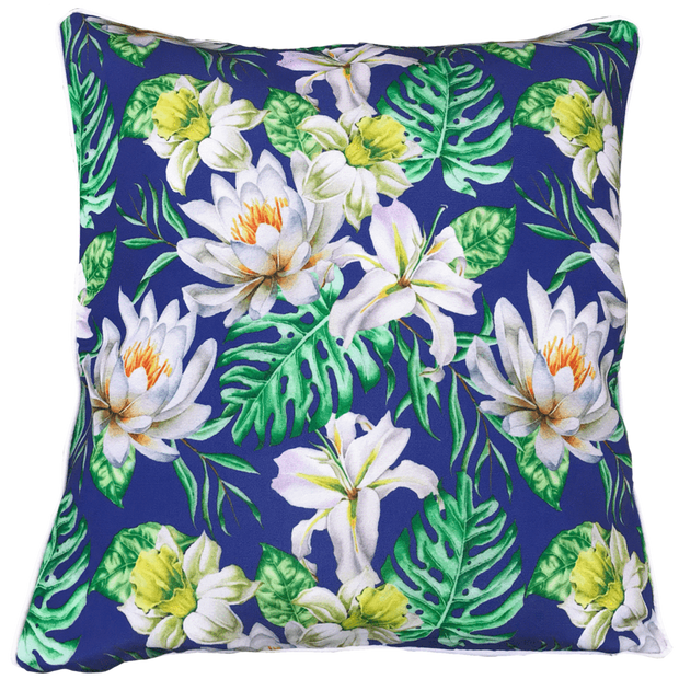 Thrilled 50cm x 50cm with piping Indoor/Outdoor Cushion Cover