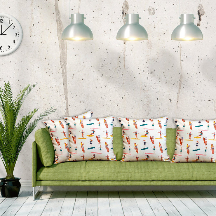 Plucky 45cm x 45cm Indoor/Outdoor Cushion Cover
