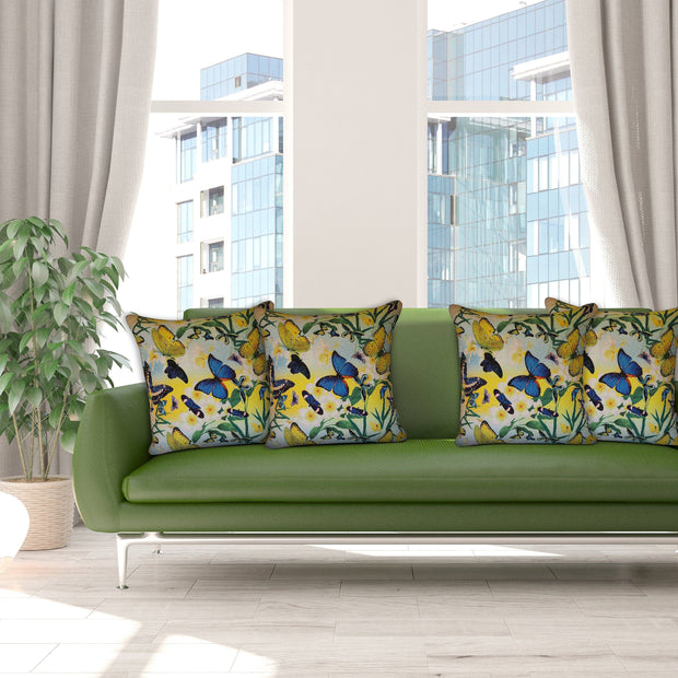 Delicate Range - Delight - 50cm x 50cm Indoor Cushion Cover