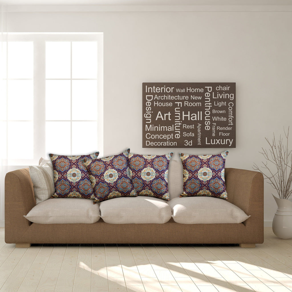 Stunning Indoor/Outdoor Cushion Cover