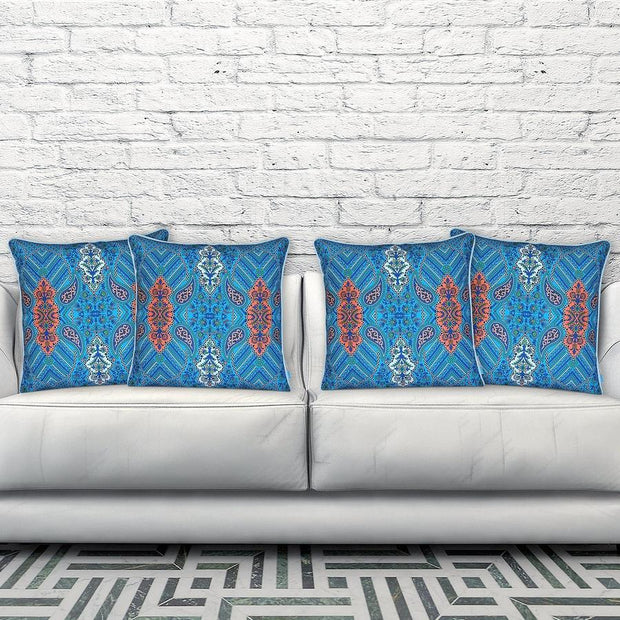 Woodstock 45cm x 45cm with piping Indoor/Outdoor Cushion Cover