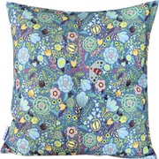 Happiness Linen Cushion Cover 60cm x 60cm
