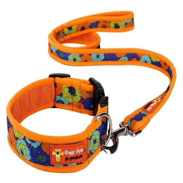 Doggy Style Dog Collars - Fido Design (matching lead available)