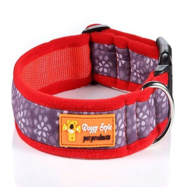 Doggy Style Dog Collars - Jasper Design (matching lead available)