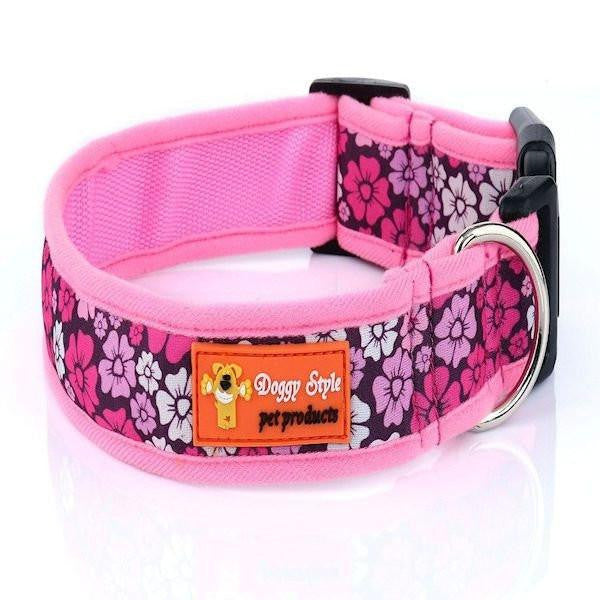 Doggy Style Dog Collars - Molly Design (matching lead available)