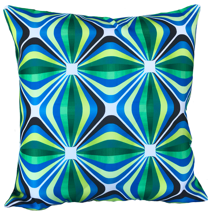 Quick 45cm x 45cm Indoor/Outdoor Cushion Cover