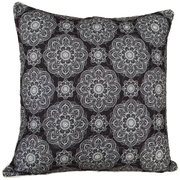 Delicate Range - Midnight - 50cm x 50cm Indoor Cushion Cover