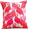 Pink Flamingo Indoor/Outdoor Cushion Cover