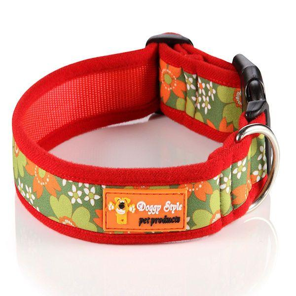 Doggy Style Dog Collars - Radar Design (matching lead available)