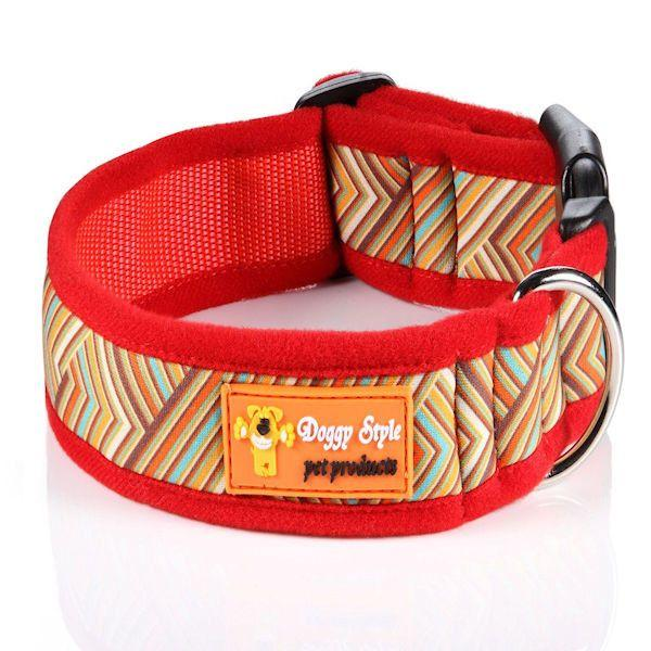 Doggy Style Dog Collars - Scooby Design (matching lead available)